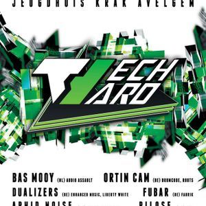 Ohm - 14 Februari - Techyard Special: Aphid Noise