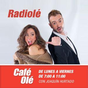 01/12/2016 Café Olé de 09:00 a 10:00