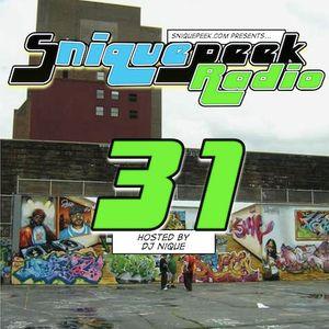 Snique Peek Radio 31