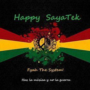 Fyah The System@Happy SayaTek(Rave.Lago de Almudévar(Huesca)