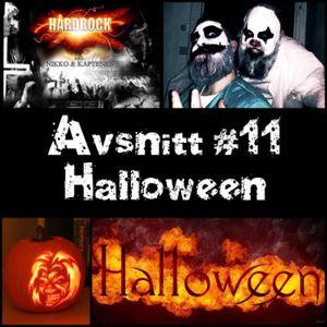 Avsnitt #11 Halloween