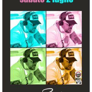 DJ roby maravolo@Europa 2 7 2016