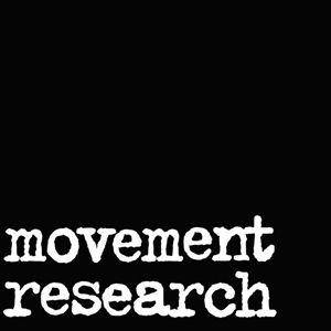 """Movement Research Studies Project: """"Dramaturgy as Practice/Dramaturgy in Practice: Part 2,"""" October"""