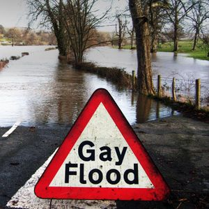 Radio Clash 254: It's Raining Fags And Dykes (aka The Bisexual Flood)