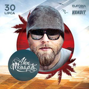 ALEX M.O.R.P.H. live at EUFORIA FESTIVAL Boszkowo (30.07.2016)