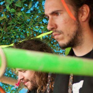 Cavemen LIVE - Live @ Shut up & dance, The Hague, Netherlands (01-09-2012)