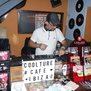 Julian kaitany @  Coolture Café Ibiza - 07-06-2017