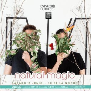 Espacio Dj Set Natural Magic (Disto Disco)
