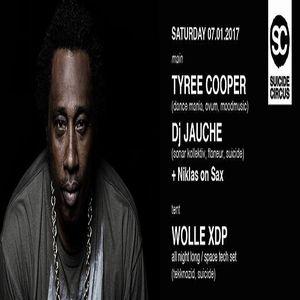 Wolle XDP @ Suicide Pres. Tyree Cooper - Suicide Circus Berlin - 07.01.2017