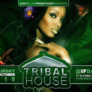 Tall Man Stretch - Deja Vu FM - 08/10/2010 - Tribal House Special