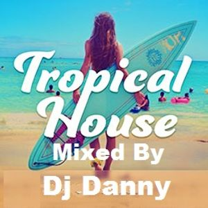 Dj Danny - Last Tropical HouseMix of 2016 At HarderMusicRadio