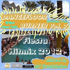 DJ TroubleDee - Intro Dancefloor Burner Vol.7 Latin Hitmix aug.2012