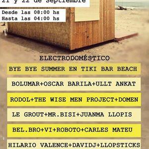 Robotto @ Electrodoméstico (21-9-13)