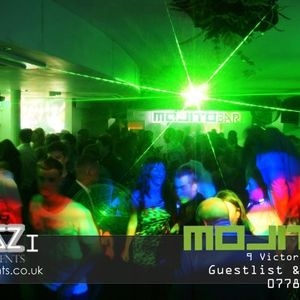 Mojito Bar sunday sessions Dj Carl Williams live 29/7/2012 part 2