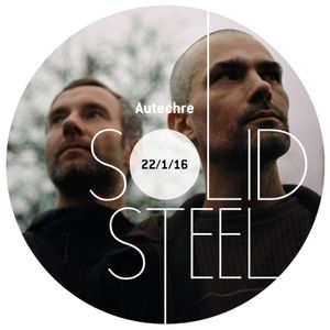 Solid Steel Radio Show 22/1/2016 Hour 1 - Autechre