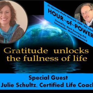 HOUR~of~POWER: Detox the Winter Doldrums, with Julie Schultz