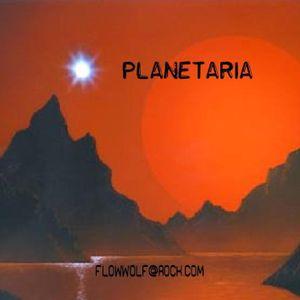 DJ FlowWolf - Planetaria