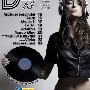 Marco Mind - DeepDay @ RadioParty.pl House Channel