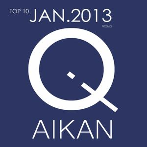 Aikan - TOP 10 (Jan. 2013)