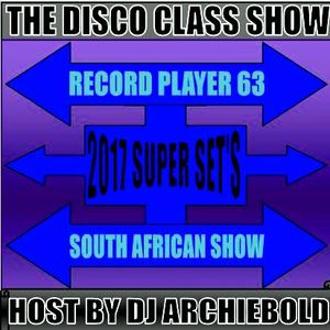 The Disco Class Bash Super Mager Show.RP.63 Present By Dj Archiebold