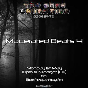 Douglas Deep's Radio Show #37 01/05/17 - Macerated Beats 4