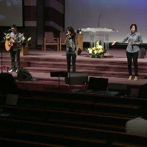 2013/11/17 HolyWave Praise Worship
