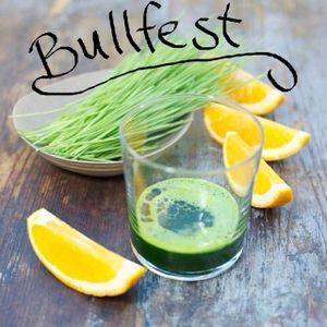Bullfest - Morgonshots i studion