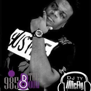 The Love Lounge   LIVE!   on 985 The Boom w/ Dj Ty iMcFly 6.28.2016