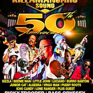 Killimanjaro 5oth  Anniversary Celebration Kingston Jamaica 1052019