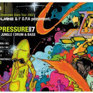 Release The Pressure#7 - 23.03.2002