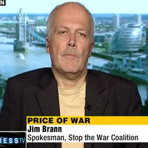 E0023-Interview with Jim Brann of Stop the War Coalition