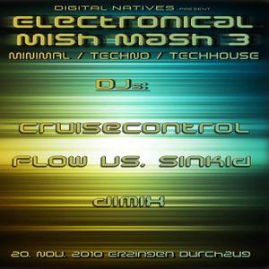 Sinkid vs. Flow - Electronical MishMash3 -3h SET - part 2of3
