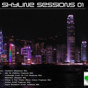 Skyline Sessions 01 Deep House Mix