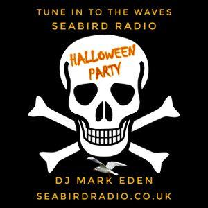 DJ Mark Eden On SeaBird Radio With The Halloween Party