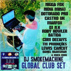 Global Club SET #02 by DJ SmokeMachine