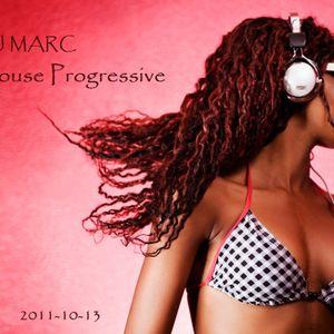 DJ Marc - House-Progressive (2011-10-13)