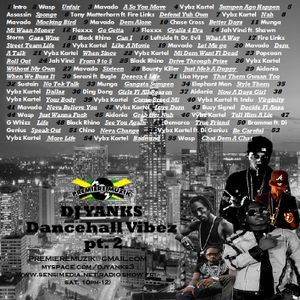 DJ Yanks Dancehall Vibez Pt.2