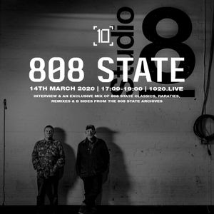 808 Potato Shape w/ Eclecticist & 808 State - 14th March 2020