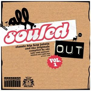 All Souled Out Vol.1 mixed by Mr.Edd