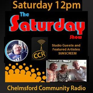 The Saturday Show - @CCRSaturdayShow - James Henry House - 04/07/15 - Chelmsford Community Radio