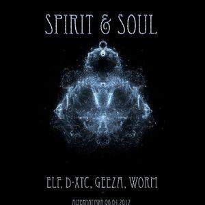 DJ geeza - Spirit and Soul mix 2012