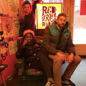 Beeswax w/ Shunaji @ Red Light Radio 11-22-2018