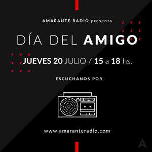 Amarante Show 003 - Hora 2 (2017-07-20)
