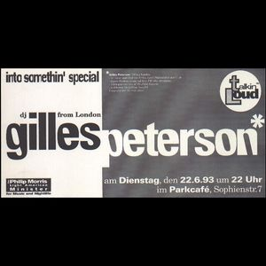 Gilles Peterson 1993 - Warming Up