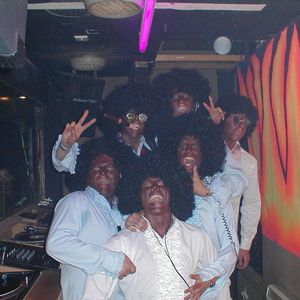 dj smoothound  the jackson 5ive live at the monastery.......