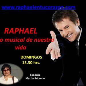 RAPHAEL EL HILO MUSICAL DE NUESTRA VIDA, emitido el 22 de Mayo