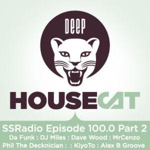Da Funk@Deep House Cat Show (100th Episode Mini Mix)