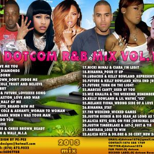DJ DOTCOM_R&B_MIX_VOL.14 (FEBRUARY 2013 CLEAN VERSION) (RE-UP REQUESTED)