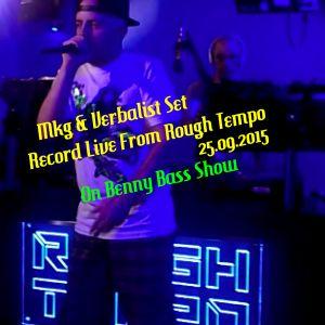 Nu:Perception on Rough Tempo 25.09.2015