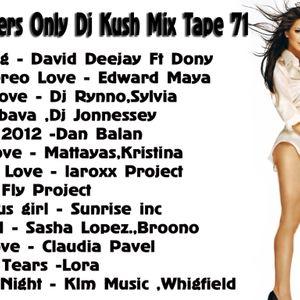 Club Members Only Dj Kush Mix Tape 71